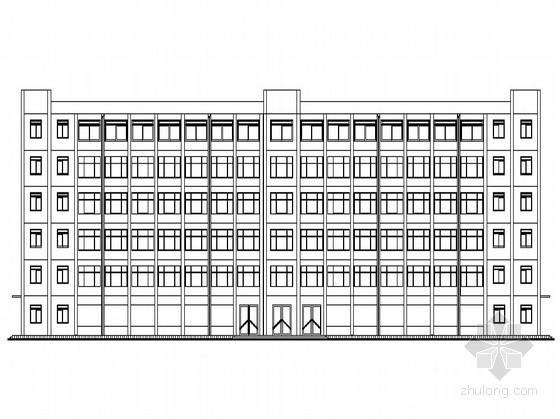 [忻州]某六层行政楼设计方案(土木工程毕业设计)