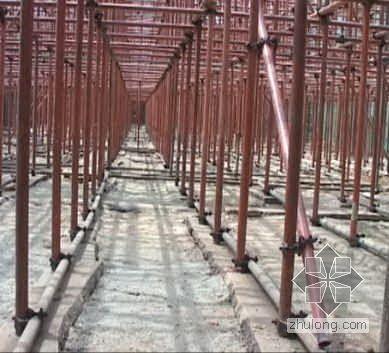 湖北某框架结构办公楼工程施工组织设计