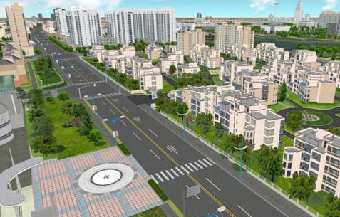 GIS在城市规划中的三维应用