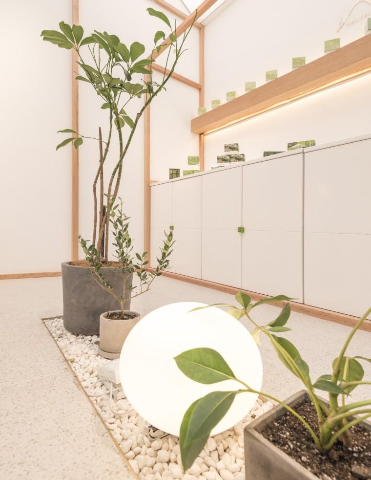 北京关茶15㎡极简花园-5