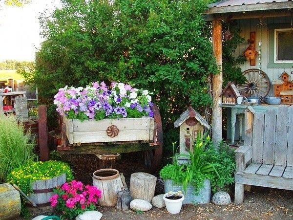 想要一个小院子,花开花落一辈子_30