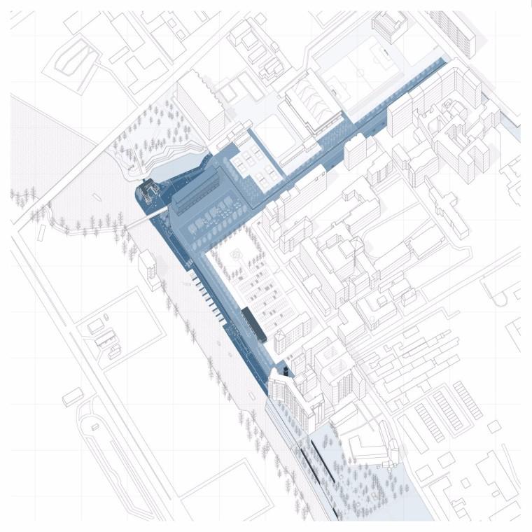 [设计研究]从防御性边界到记忆与怀念之地 — 柏林墙1989-2007