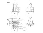 121个钢框架节点构造详图