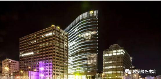 全球唯一PHI认证的摩天大楼