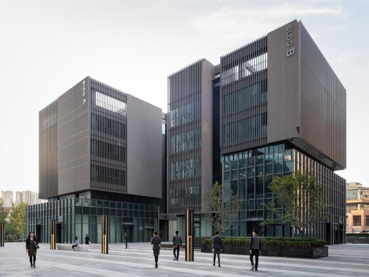 广东物流中心六层框架结构办公楼消防安装工程施工方案