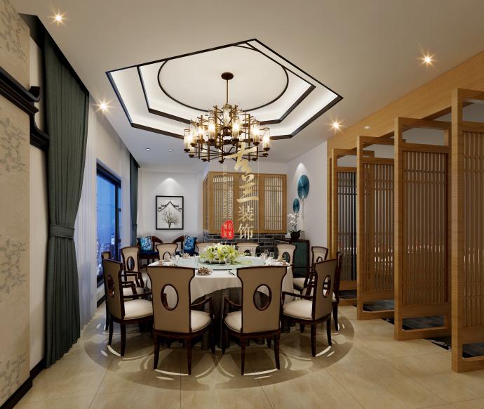 成都中餐厅装修设计公司-《徽州人家特色餐厅》-古兰装饰-徽州人家特色餐厅6.jpg