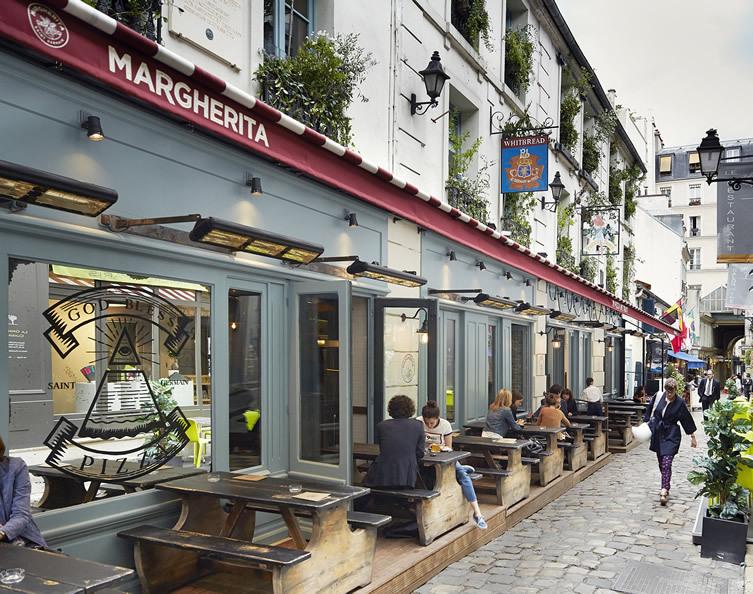 法国玛格丽特披萨店_15