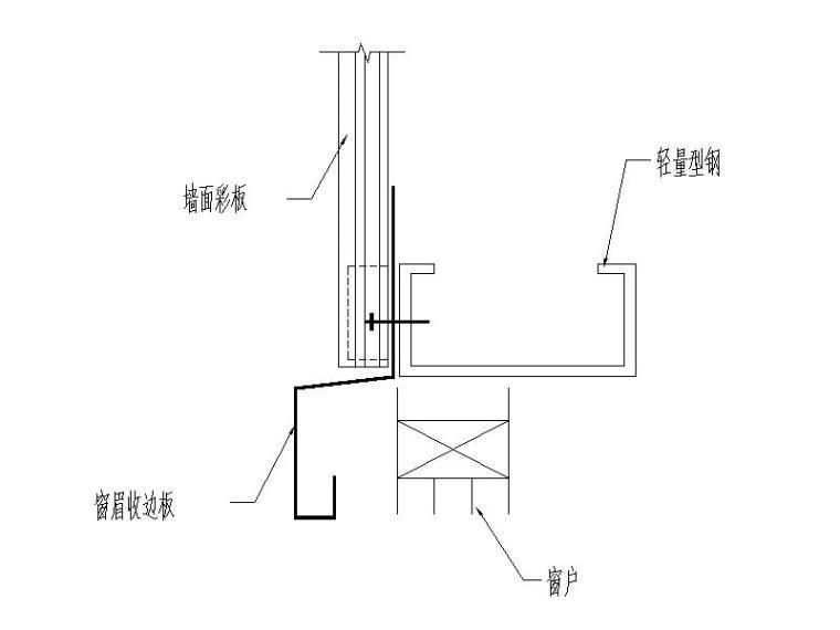 钢构节点详图图集三套(CAD)