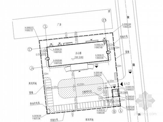 [天津]国内知名重型工程调度中心给排水施工图纸(中水系统、甲级设计院)