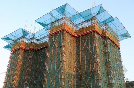 建筑工程现场质量及安全文明施工标准化观摩照片(108页 高清图片)