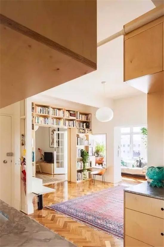90后小夫妻改造90㎡老房子,温馨又舒适!