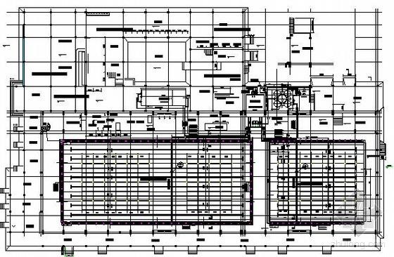 游泳池循环系统管路布置图
