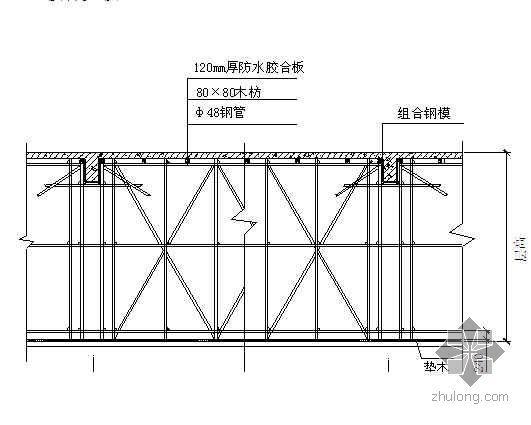 重庆某高层住宅施工组织设计(33层 创三峡杯 绿色环保)