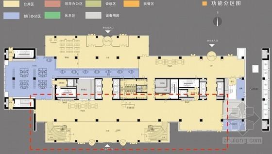 [北京]现代舒适样板楼室内装饰设计方案(含效果图)