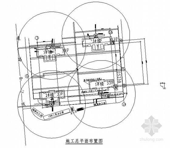 [江苏]高层住宅土建工程施工组织设计(扬子杯、2011年)