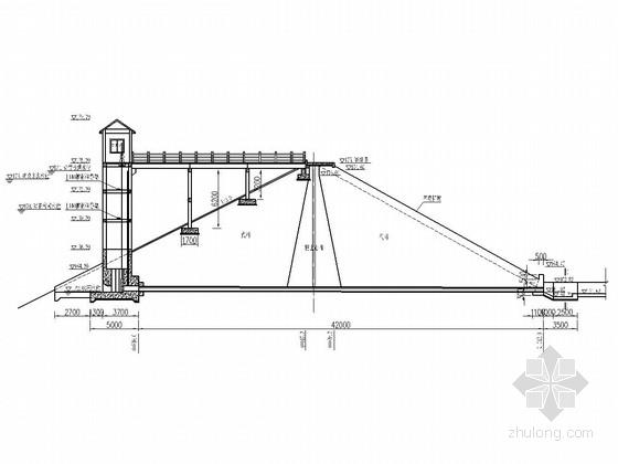 [湖北]小型水库输水涵管除险加固工程施工图
