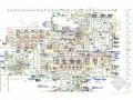 [西北]高层5A国宾馆空调通风系统设计施工图(机房 人防 大院设计)