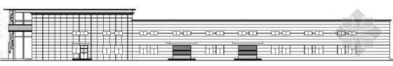 某二层办公楼建筑设计图