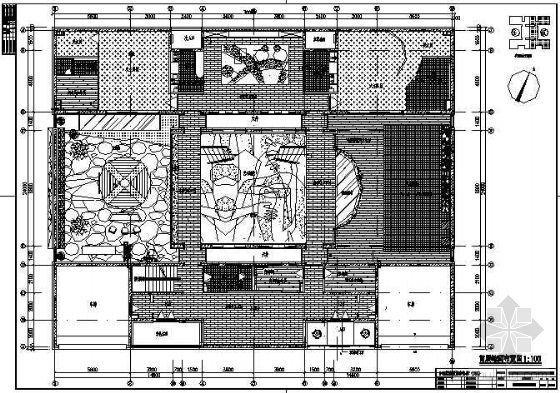 北京卢师别墅施工图
