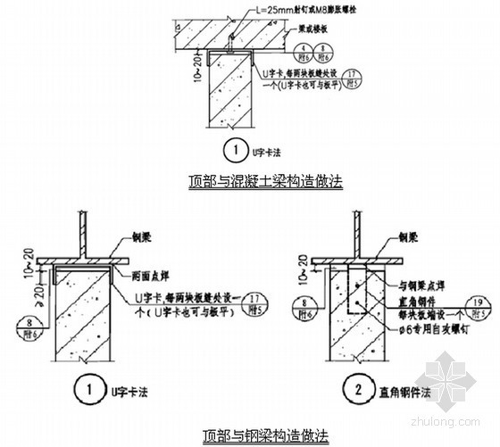 医院工程AAC板施工技术交底