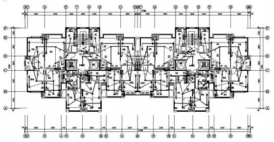 某住宅楼电气施工图