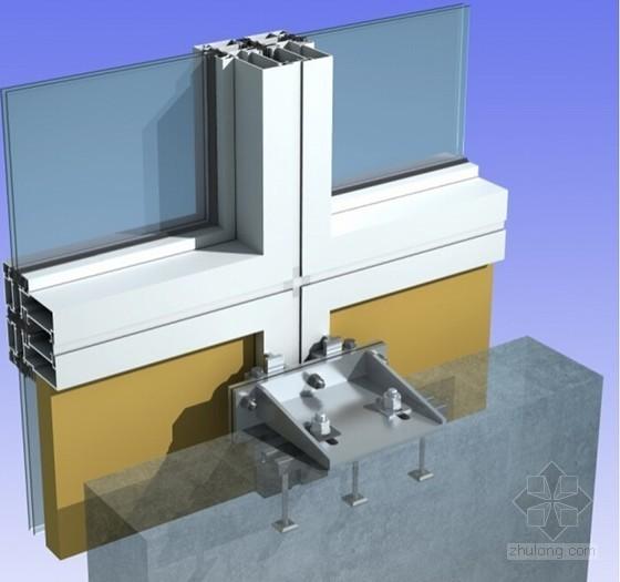 [南京]医院工程玻璃幕墙工程施工组织设计(410页 争创鲁班奖)