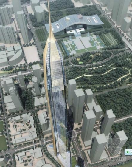 [深圳]超高层金融中心给排水设计方案展示