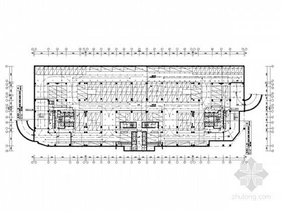 [重庆]一类高层综合楼全套电气施工图纸100张(甲级设计院 含多大样图)