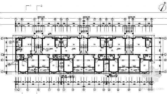 四川省御营山景3#楼建筑结构施工图-2