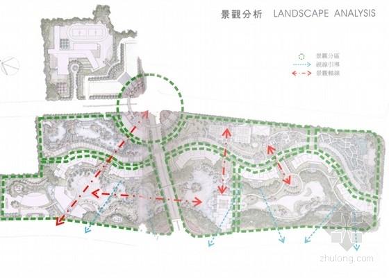 [上海]滨江花园景观规划设计方案