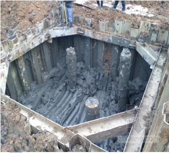 [广东]电梯井基坑钢板桩支护施工方案(计算书)