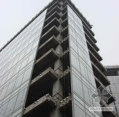 江苏某通信大楼工程玻璃幕墙技术应用总结