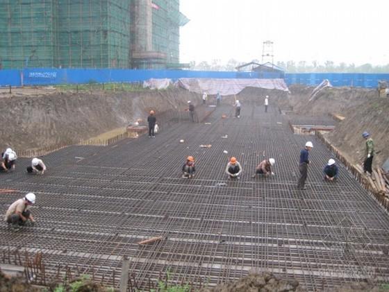 [江苏]高层小区主体结构工程创优资料(扬子杯 中建)