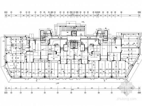 [江苏]高层住宅楼给排水消防施工图(2015最新设计)