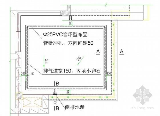 [万科]露台、屋面保温做法节点详图