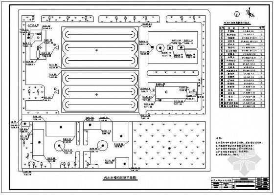 [学士]某市污水厂毕业设计