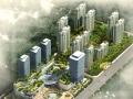 [西安]现代国际城市综合体建筑设计方案文本(超详细173页)