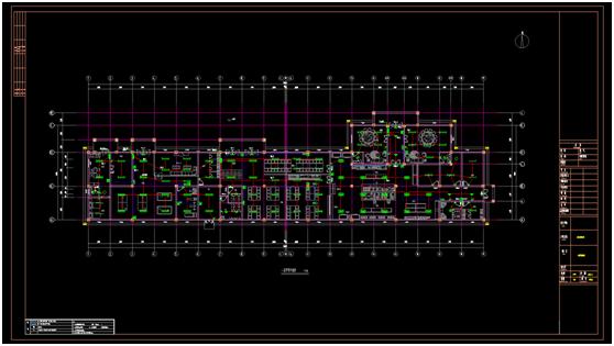 电气线槽和电缆部分工程量计算