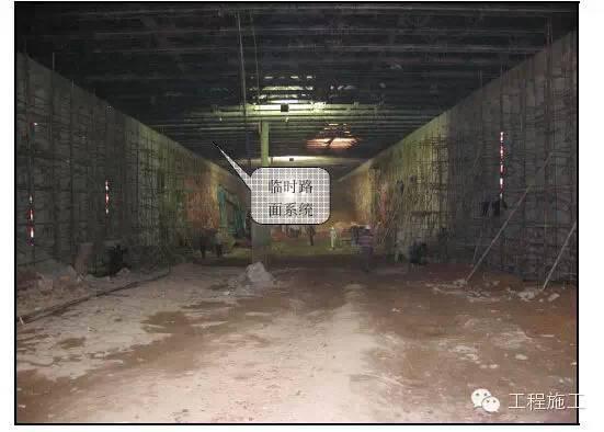 地铁盖挖法