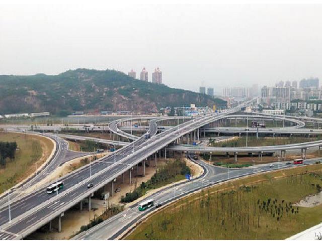 [广东]三级公路互通立交各分项工程开工报告21份(含路桥交通)
