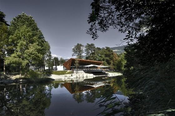 万漪景观分享--意大利湖畔餐厅