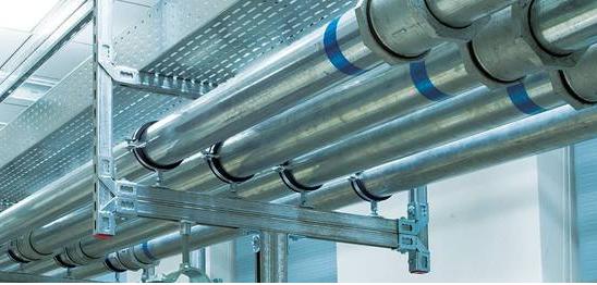 成品C型钢综合支吊架系统