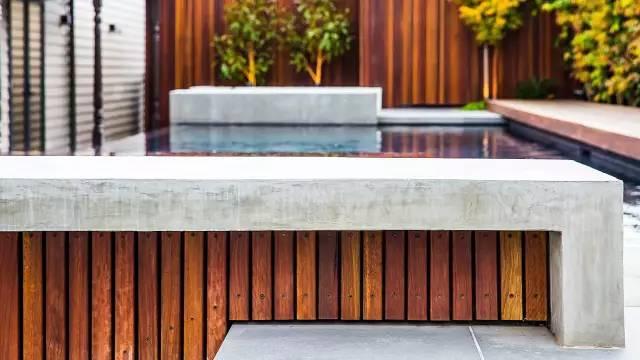 赶紧收藏!21个最美现代风格庭院设计案例_28