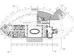浙江温州某五星豪华酒店中餐厅施工图(含效果图)