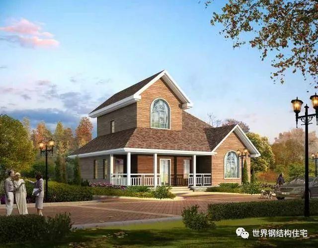 钢结构住宅成为主流模式为生活创造更多绿色