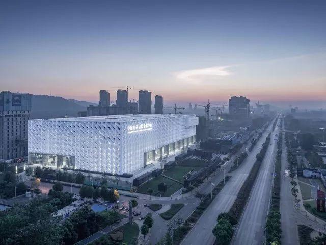 中国光谷科技会展中心│维思平建筑设计
