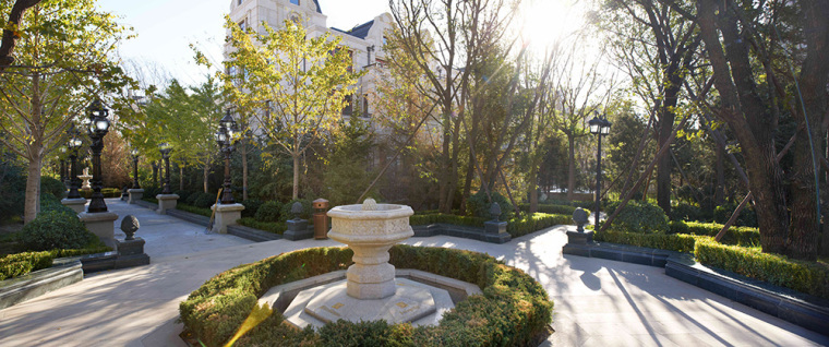 别墅庭院设计的十万个为什么