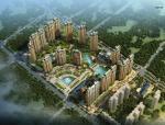 [广东]百米围合式布局低密度住宅建筑设计方案文本