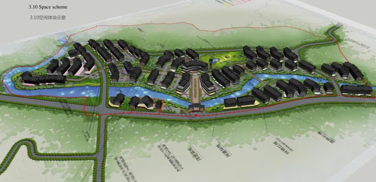 WinWin设计养老地产南昌项目规划设计概念方案_5