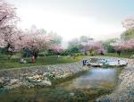 """[河南]""""桃花源""""温泉度假村景观设计方案"""